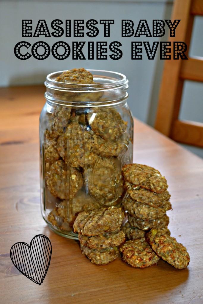 Easy Baby Cookies