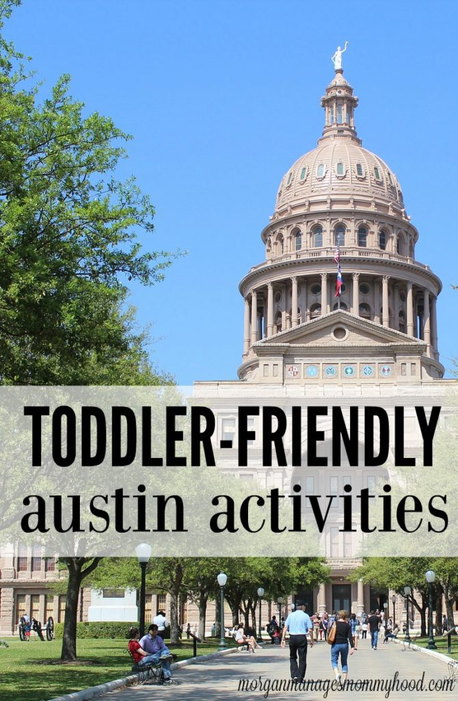 Looking for things to do with your toddler in Austin, Texas? Check out this list of perfect toddler-friendly Austin activities!