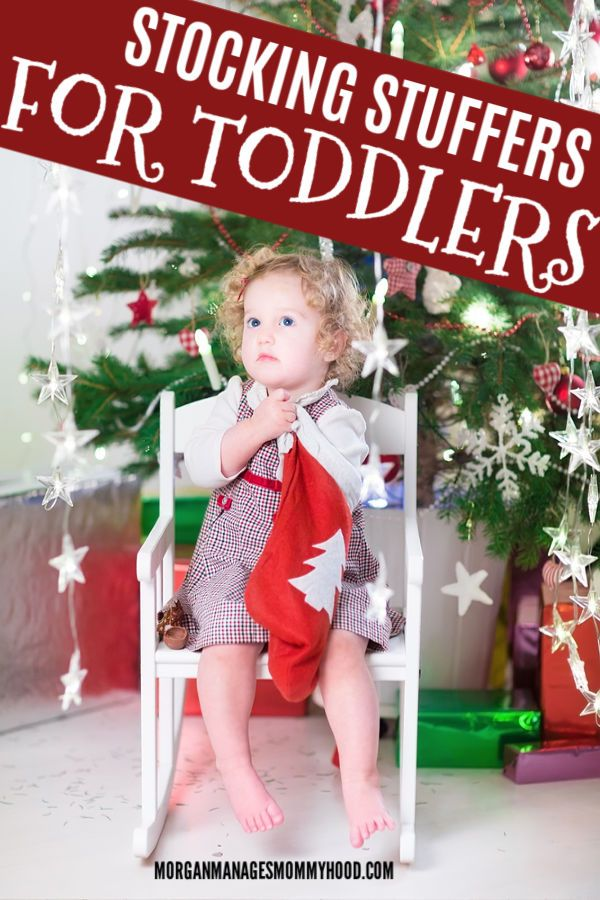 Finding toddler stocking stuffers doesn't have to be hard. Find over 30 no candy toddler stocking stuffers for the kids on your nice list here. #stockingstuffers #nocandy #nocandystockingstuffers #toddlerstockingstuffers #stockingstuffersfortoddlers #toddlerstocking#toddlerboy #toddlergirl #toddlerchristmas