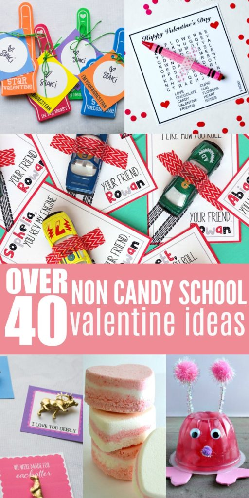 40 Non Candy School Valentine Ideas Morgan Manages Mommyhood